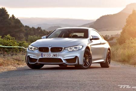 El cambio manual no está muerto: probamos el BMW M4 Coupé de tres pedales