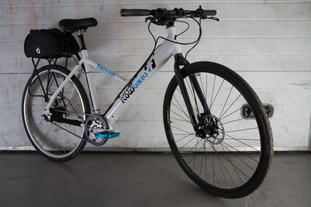 Bicicleta FreeFlow