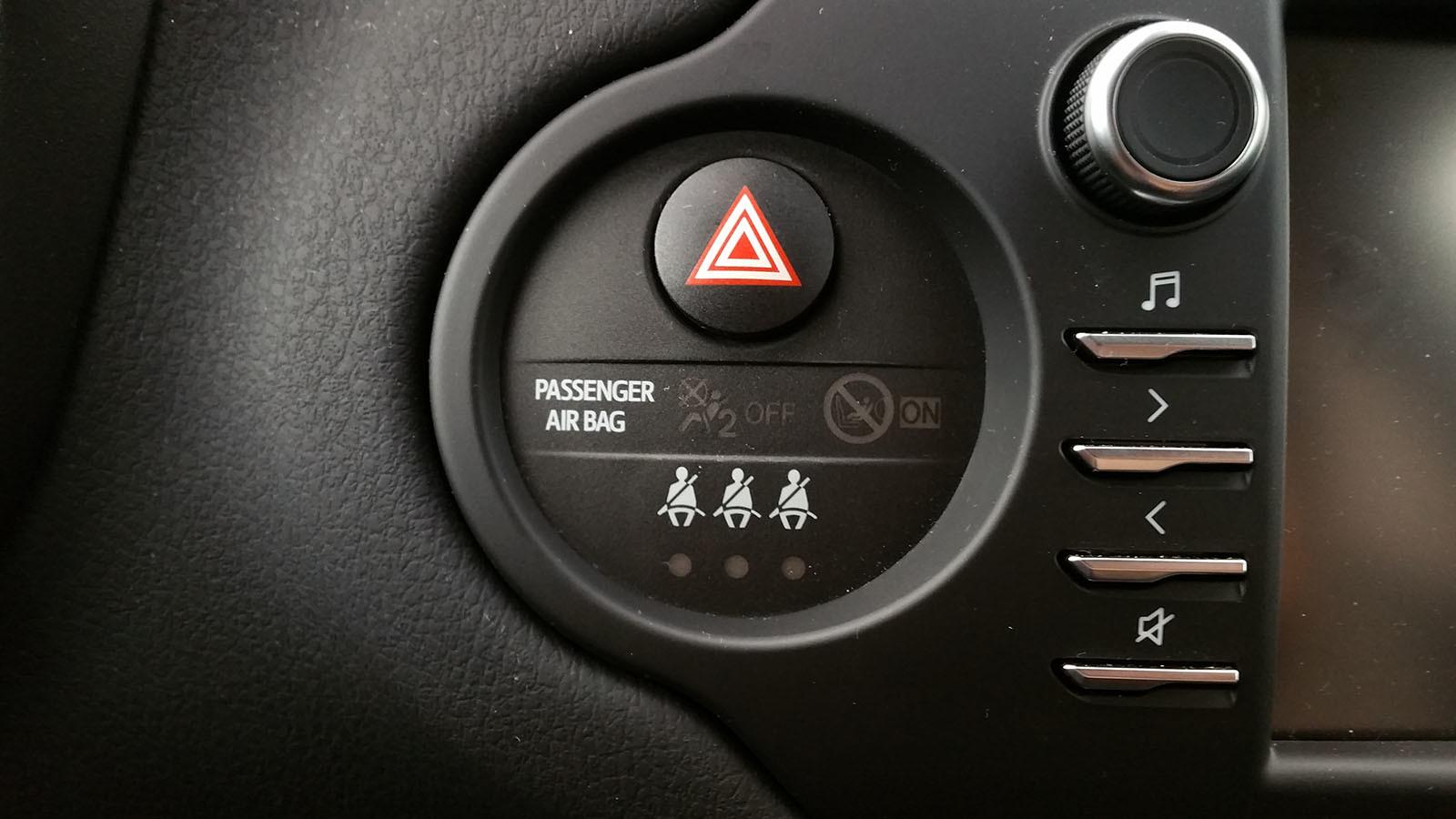 Foto de Pasamos unos días con el Toyota Yaris hybrid-Interiores (19/26)