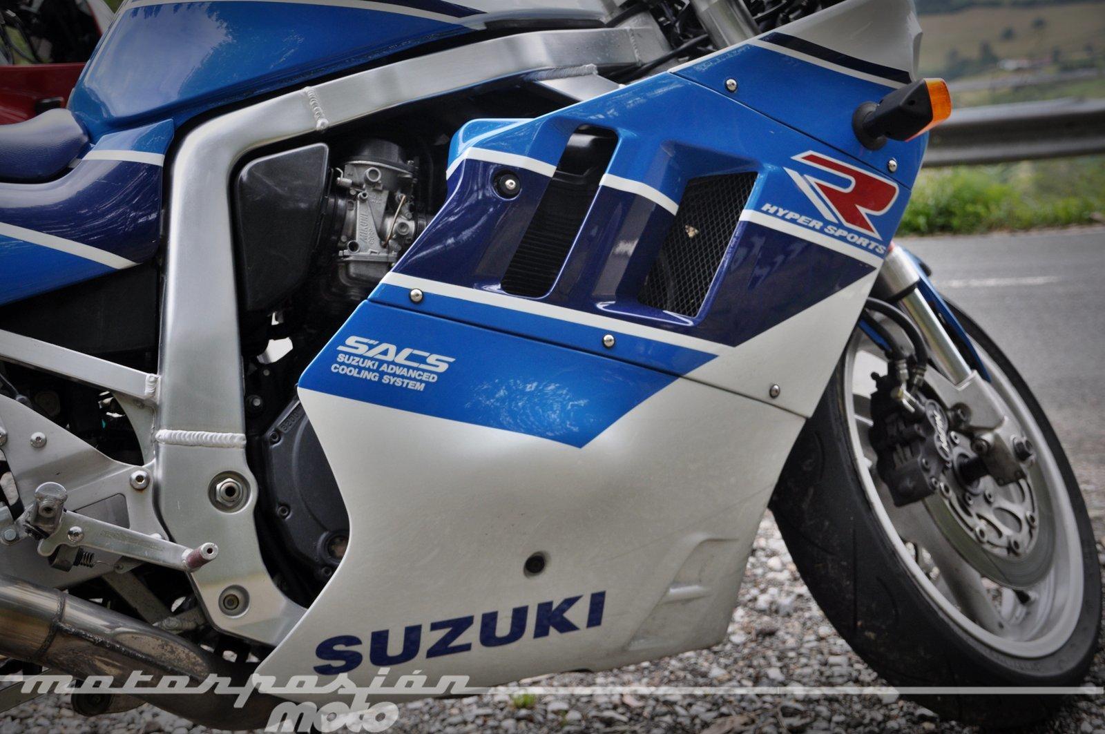 Foto de Suzuki GSX-R 750 1990 (12/25)