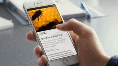 Instant Articles ya es oficial, así quiere Facebook que leamos noticias en nuestro móvil