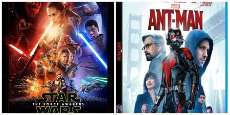 Un 40% de descuento en DVD y Blu-ray Marvel y Star Wars en Amazon