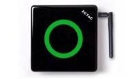 Zotac ZBOX nano se actualizan con una de las últimas APU de AMD