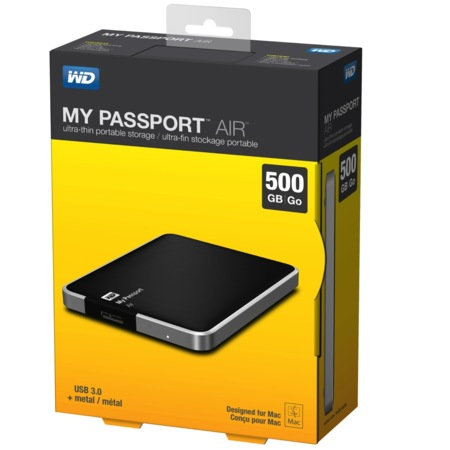 Western Digital My Passport Air