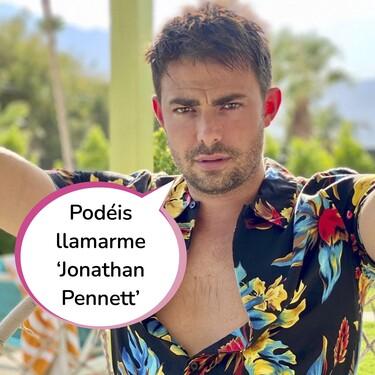 El actor Jonathan Bennett ('Chicas malas') sube por error una foto desnudo ¡Se le ve el miembro viril 'expresso'!