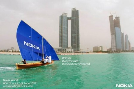 Nokia world