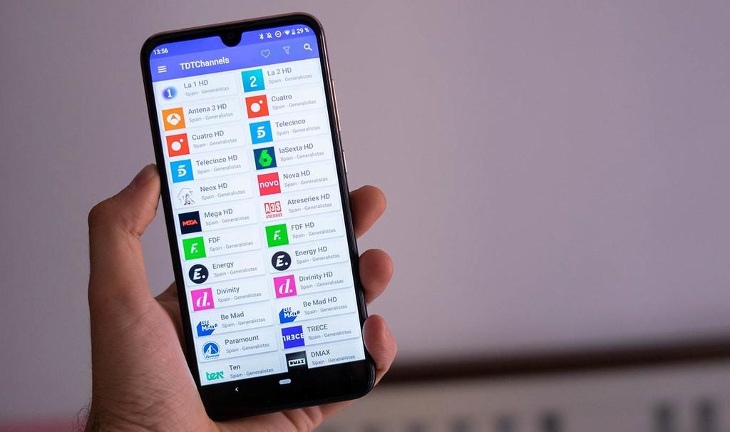Die beste app zum fernsehen auf dem Android wird erneuert: favoriten, filter-radios und mehr