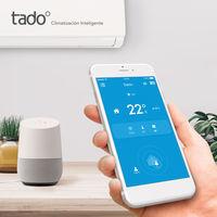 Controlar la temperatura y la iluminación de tu casa por voz es posible gracias a Tado y Philips Hue, los compañeros perfectos de Google Home