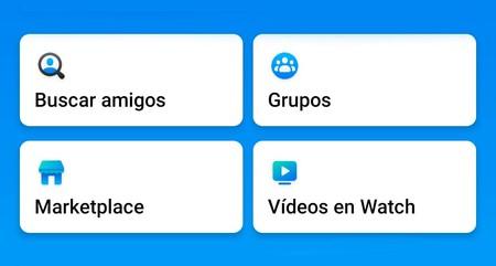 Facebook renueva su aspecto en Android: menú más fácil de usar y con fondo azul