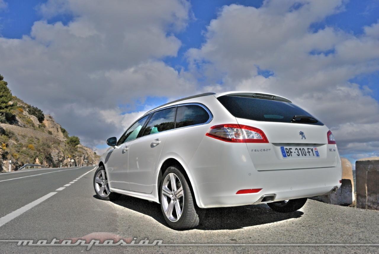 Foto de Peugeot 508 y 508 SW (presentación) (115/118)