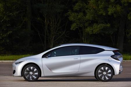Renault EOLAB Z.E. Hybrid - Salón de París 2014