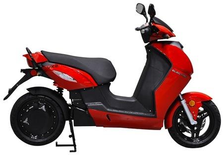 Vectrix VX-2 el scooter eléctrico con el que ahorrar hasta 2560 euros