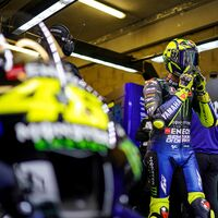 ¡Vuelve Valentino Rossi! Ha dado negativo en el último test de COVID-19 y ya está en Valencia