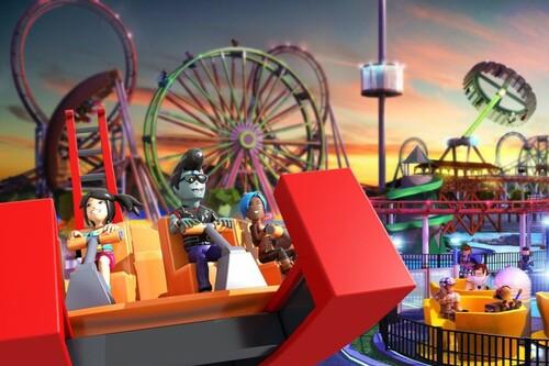 Crear un Theme Park en Roblox es algo que jamás hubiese imaginado en un juego infantil