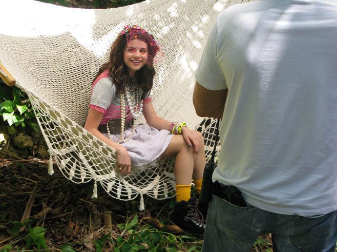Foto de Las jóvenes vienen con fuerza: Selena Gómez en Teen Vogue (6/14)
