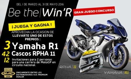 Busca tu nombre entre los 15 afortunados del concurso Be the Win'R
