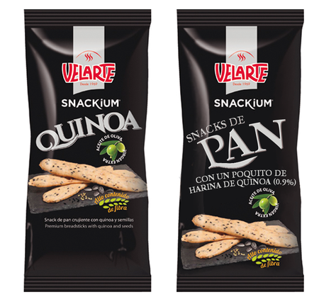 Snacks Quinoa