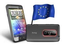 HTC EVO 3D, el segundo móvil con tecnología 3D llegará a Europa en julio