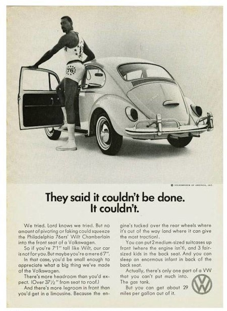 Comercial Volkswagen 1