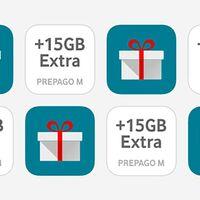 Vodafone regala hasta 15 GB gratis por Navidad en sus tarifas prepago