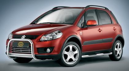 Accesorios para el Suzuki SX4 de Cobra Technology