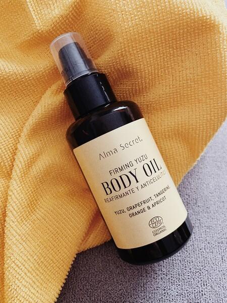 """""""Firming Yuzu Body Oil"""""""