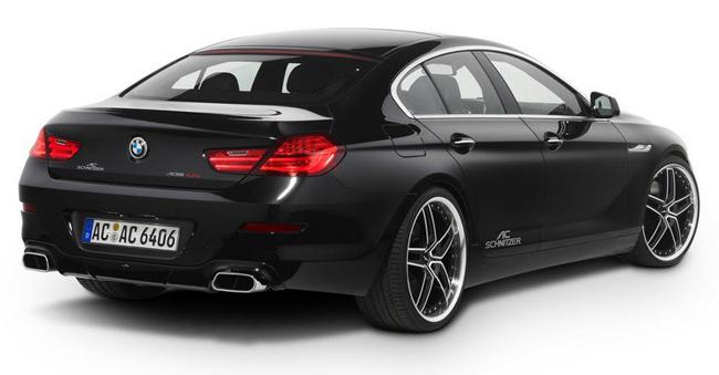 AC Schnitzer BMW Serie 6 Gran Coupé