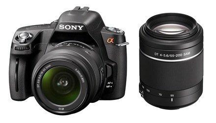 Sony Alfa A390 y A290, las nuevas réflex de inicio de Sony