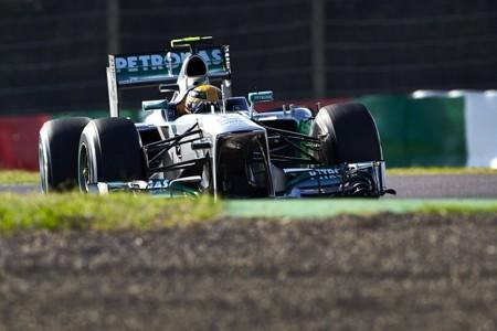 Lewis Hamilton cree que nadie podrá parar a Red Bull este año