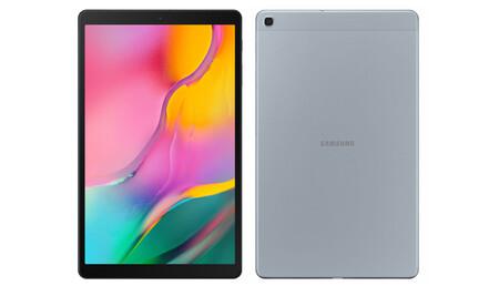 Samsung actualiza su Galaxy Tab A 10.1 de 2019 a Android 11