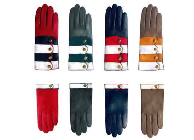 Colección de guantes de Aristide 2012-2013 2