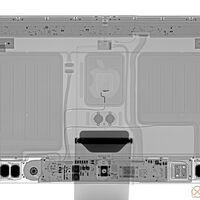 iFixit inicia su despiece del iMac 2021 de 24 pulgadas: rayos X y primer vistazo a su interior