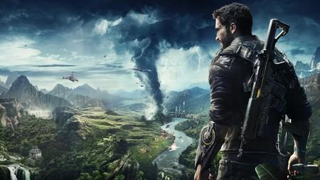 Just Cause 4 nos deja con brutal gameplay en el que hay que hacer frente a un tornado gigantesco