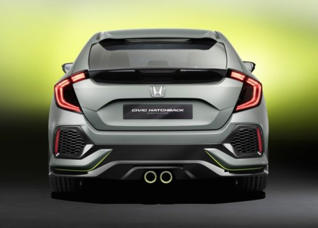 Honda Civic Hatchback Concept 5