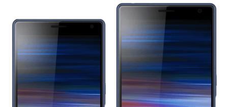 Los Sony Xperia XA3 y XA3 Plus con todo lujo de detalles gracias a los renders de prensa filtrados