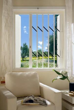 Rejas para las ventanas