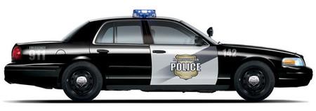 Ford anuncia un nuevo coche de policía para EEUU