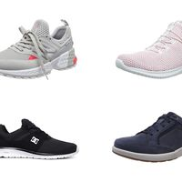 Chollos en tallas sueltas de zapatos y zapatillas Clarks, Skechers, New Balance o DC Shoes en Amazon