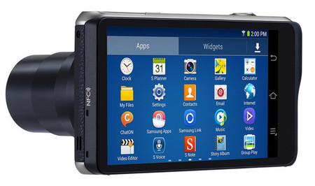 Samsung Galaxy Camera 2, la nueva cámara con Android de Samsung