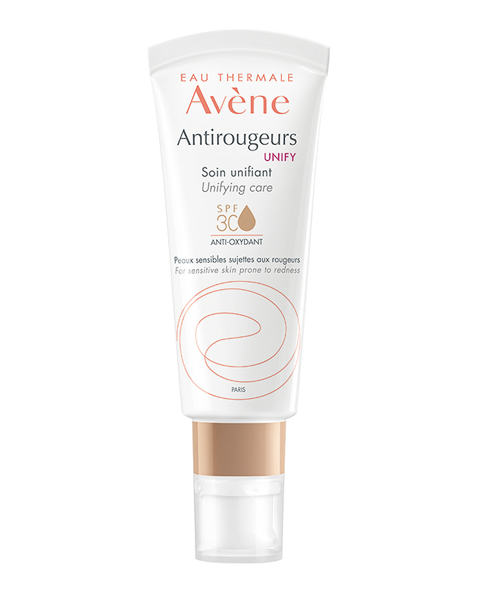 Antirojeces Unifiy Color SPF 30, 40 ml Avène