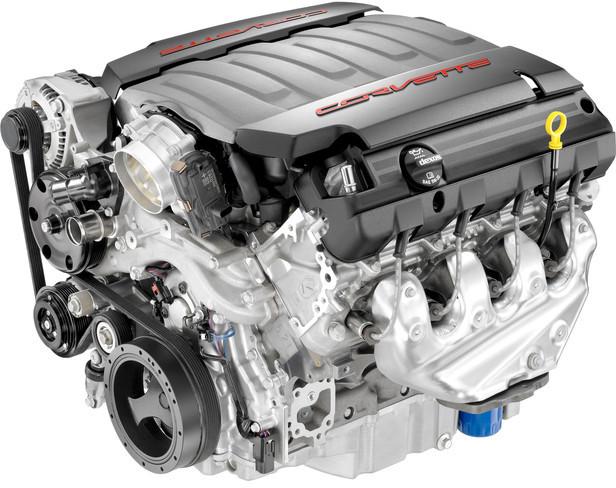 Motor Chevrolet LT1