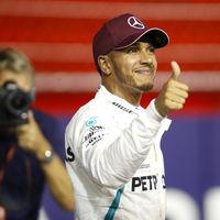 Victoria sin rival para Lewis Hamilton en el Gran Premio de Singapur