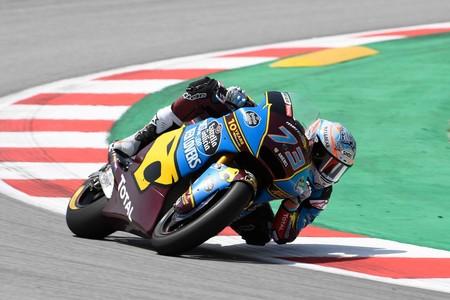 Marquez Barcelona Moto2 2019