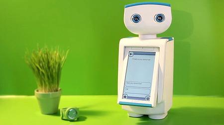Autom, el robot que hará las funciones de asistente para perder peso
