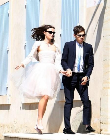 keira vestido novia