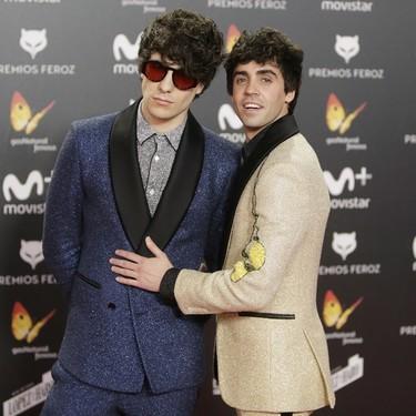 Así de guapos estuvieron los hombres en la Gala de los Premios Feroz