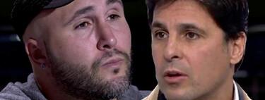 """Fran Rivera entra en directo a lágrima viva para apoyar a Kiko Rivera en 'Cantora: la herencia envenenada': """"papá estaría orgulloso"""""""