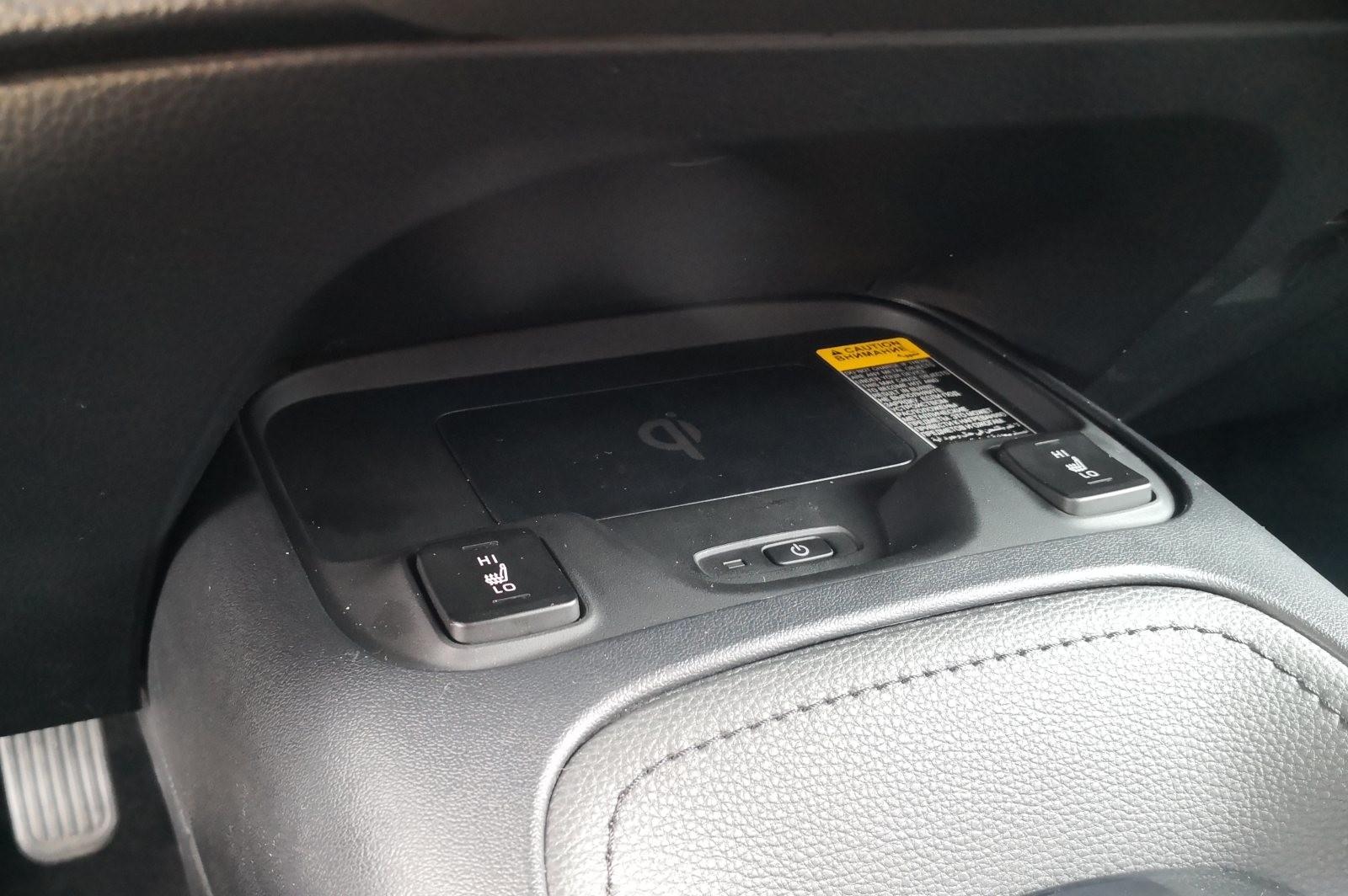 Foto de Toyota Corolla 125H - Imágenes del interior (11/14)
