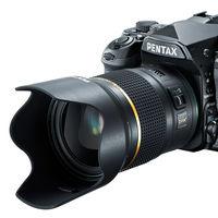 HD Pentax-D FA 50mm F1.4 SDM AW, nuevo objetivo fijo de gran luminosidad para réflex con sensor FF o APS-C y montura Pentax K