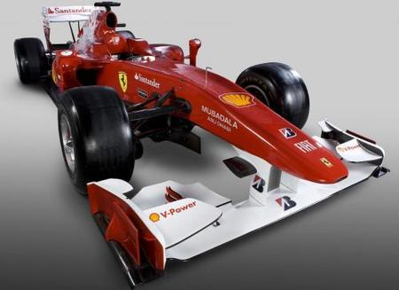 Ferrari F10. La nueva arma de Fernando Alonso